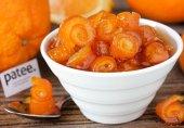 Варенье из апельсиновых корочек Завитушки