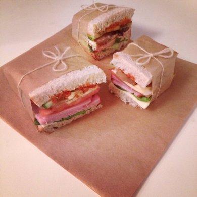 Рецепт Итальянские сэндвичи