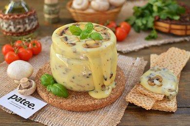 Рецепт Плавленный сыр с грибами
