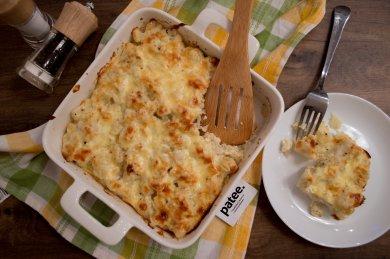 Рецепт Цветная капуста запеченная с сыром