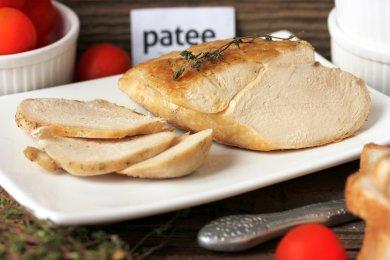 Рецепт Куриная грудка бутербродная