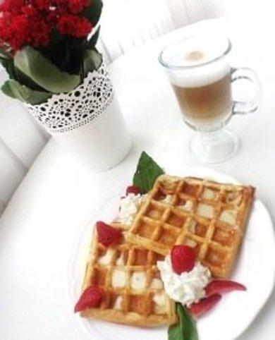Рецепт Ароматные аля Венские ВАФЛИ! — рецепт для вафельницы