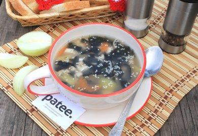 Рецепт Суп с нори