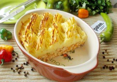 Рецепт Запеканка из картофеля и молотого мяса