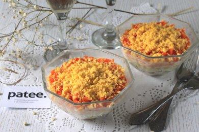 Рецепт Салат из курицы и моркови по-корейски
