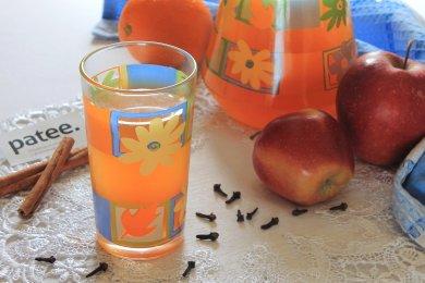 Рецепт Безалкогольный яблочный сидр