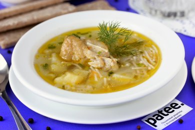 Рецепт Куриный суп с вермишелью в мультиварке — рецепт для мультиварки