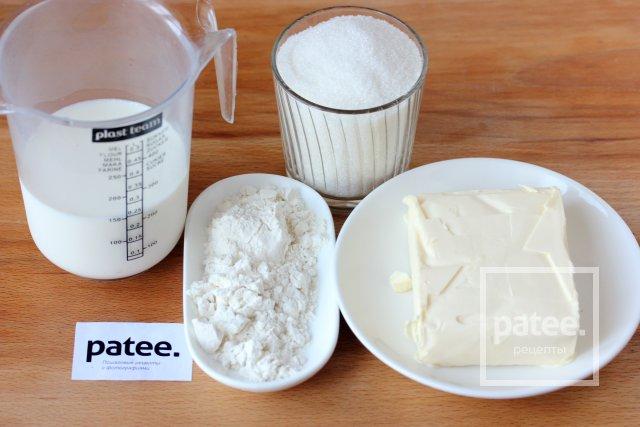 Как сделать крем из молока яиц и сахара