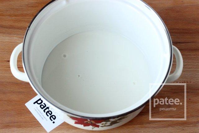 Как сделать крем без яиц с молоком