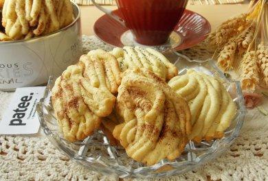 Рецепт Печенье на майонезе через мясорубку