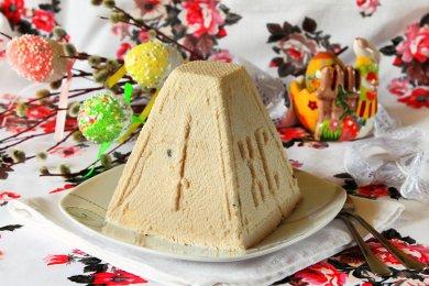 Рецепт Пасха из ряженки