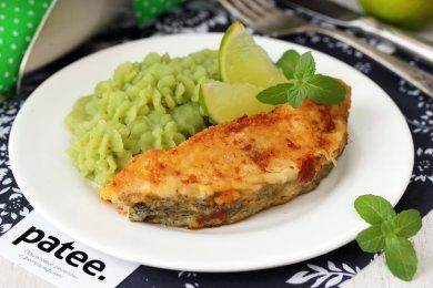 Рецепт Камбала, жареная в яйце