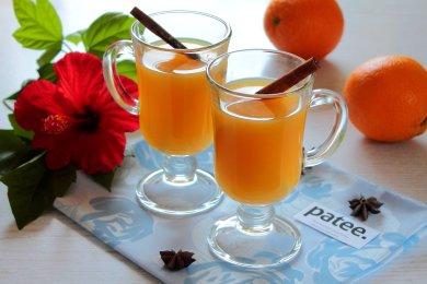 Рецепт Напиток Апельсиновый