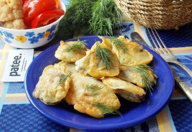 Рецепт Куриная печень в кляре