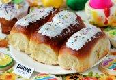 Пасхальные пирожки с творожно-маковой начинкой