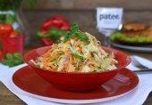 Капустный салат Витаминный