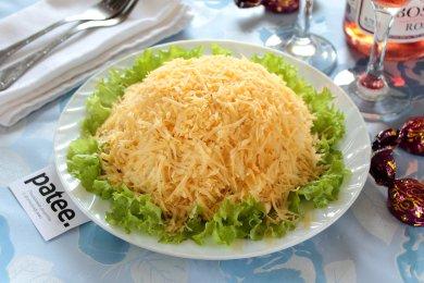 Рецепт Салат Идиллия
