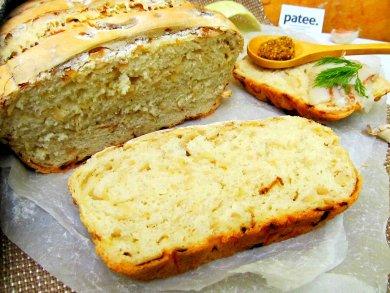 Рецепт Капустный хлеб