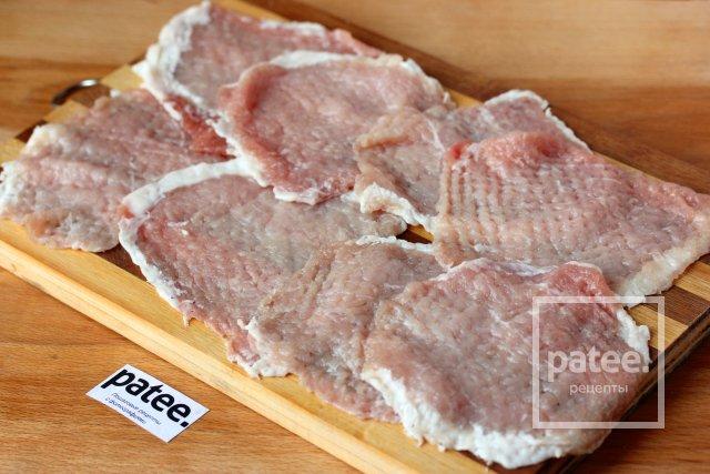 Отбивная из свинины в домашних условиях