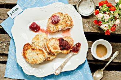 Рецепт Кокосовые французские тосты