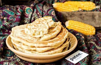 Рецепт Сомалийские кукурузные лепешки