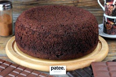 Рецепт Шоколадный шифоновый бисквит в мультиварке — рецепт для мультиварки