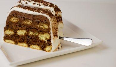 Рецепт Diplomatico (шоколадный десерт)