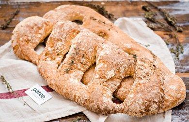 Рецепт Хлеб с прованскими травами