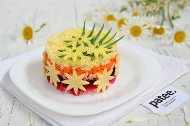 Рецепт Салат Невеста