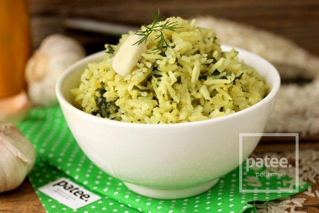 басмати паэльи рис для
