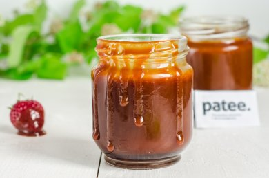 Рецепт Карамель с морской солью