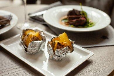 Рецепт Картофель запеченный в духовке
