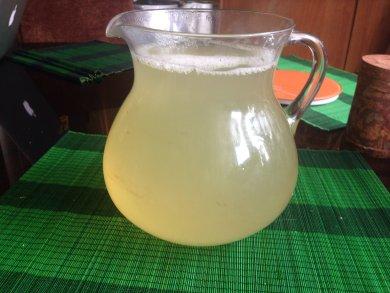 Рецепт Компот лимонный