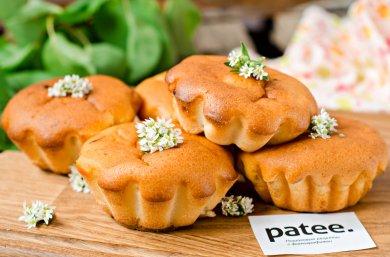 Рецепт Творожные кексы с абрикосами