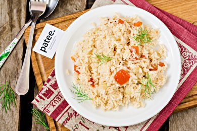 Рецепт Пилав с помидорами