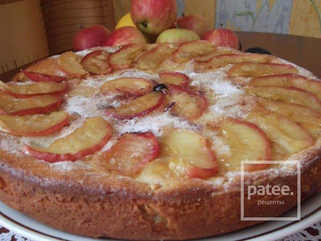 Рецепт пирог шарлотка с