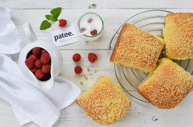Рецепт Булочки со штрейзелем — рецепт для хлебопечки