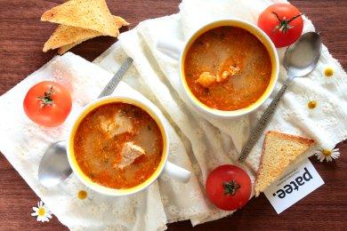 Рецепт Суп харчо в мультиварке — рецепт для мультиварки
