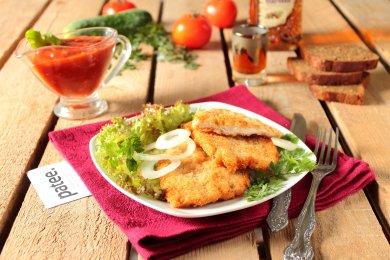 Рецепт Шницель из курицы