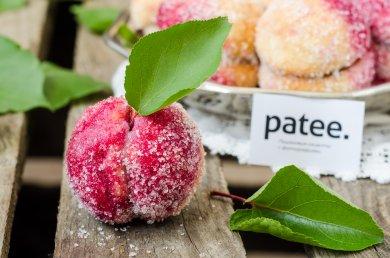 Рецепт Пирожные персики