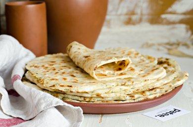 Рецепт Паратха