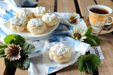 Рецепт Пирожные Корзиночки