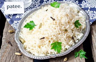Рецепт Отварной рис басмати