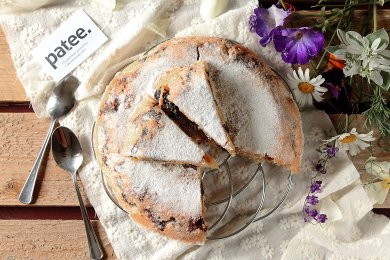 Рецепт Кекс с черносливом в мультиварке — рецепт для мультиварки