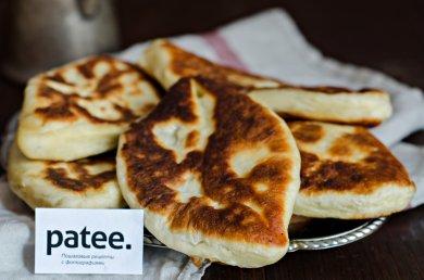 Рецепт Пирожки с картошкой и печенью