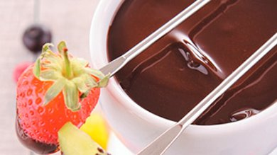 Рецепт Фондю шоколадное — рецепт для мультиварки