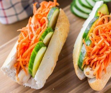 Рецепт Домашние хот-доги с куриными сосисками
