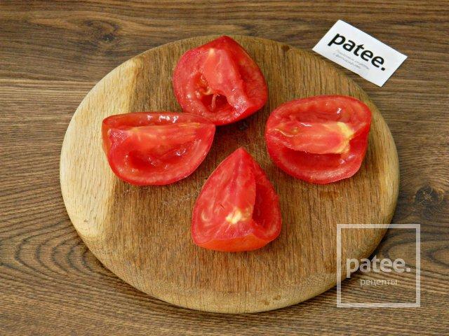 Вяленые помидоры в микроволновке рецепт с фото