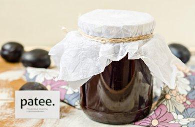 Рецепт Сливово-шоколадное варенье