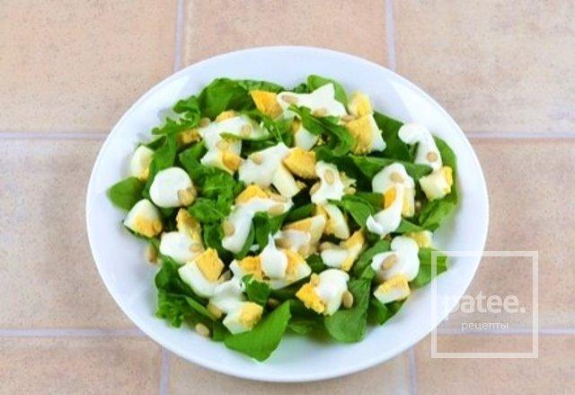 Салат с руколой рецепты с простые и вкусные и чери